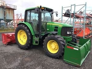 2012 John Deere 6430