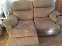 Fully reclining sofa FREE