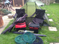 Fishing kit for sale - rods, reels, tackle and much more