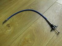 Camera cable release, 12 inch.