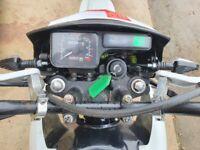 Honda, XR, 2008, 124 (cc)