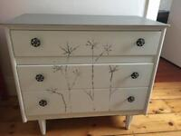 Chest of Drawers chalk painted