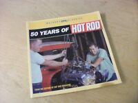50 Years of Hot Rod magazine