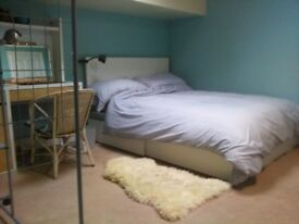 Ensuite dble bedroom in lovely, quiet shared house in Salford