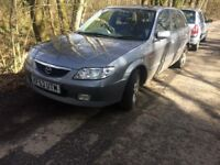 Mazda 323f estate 6 months mot