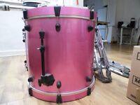 Used Pearl Drumkit.