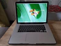 "Macbook Pro 15"" (1680 x 1050) Quad-Core i7 Swap Slim iMac"