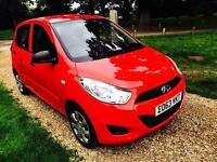 New stunning Hyundai i10 with only 4k on the clock