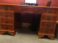 Classic Reproduction Mahogany Office Furniture