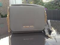 Michael Kors Grey Bag NEW