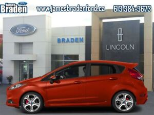 2014 Ford Fiesta ST - Leather Seats -  Bluetooth
