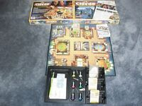 WADDINGTONS CLUEDO THE CLASSIC DETECTIVE GAME - CONTENTS AS NEW, FULL INSTRUCIONS