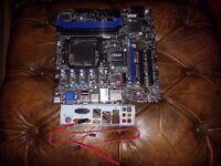 MSI 760GM-E51 (FX) AM3+ AMD 760G HDMI Micro ATX AMD Motherboard