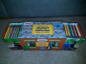 Thomas the tank boxset of books