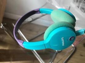 Philips Children's Bluetooth Headphones