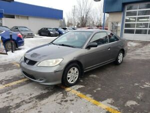 2005 Honda Civic Coupe DX-PROPRE-