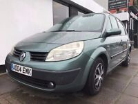 Renault Scenic 1.6 VVT Expression 5dr LOW RECORDED MILEAGE