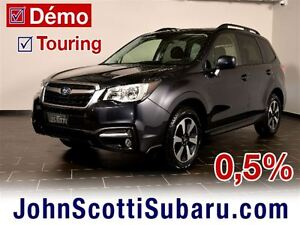 2017 Subaru Forester Touring 6MT