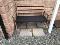 Brand new bench