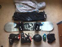 Burton Men's Medium Snowboard Jacket