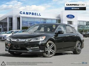 2016 Honda Accord Sport LEATHER-AUTO-POWER ROOF SALE PRICED
