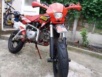 Pit bike 125cc (140cc)