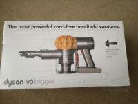 Dyson V6 Trigger handheld cordless vacuum- Brand New boxed