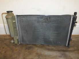 PEUGEOT 306 - RADIATOR (2001) FROM 306 HATCH 1.4 PETROL