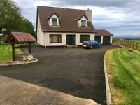 4 bed property to rent in a rural location