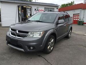 2012 Dodge Journey R/T AWD CUIR TOIT 7 PASS 5999$ 514-692-0093