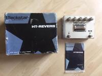 Blackstar HT REVERB Valve guitar pedal