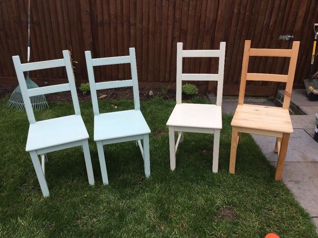 wooden dining furniture. 4 Wooden Dining Chairs Furniture