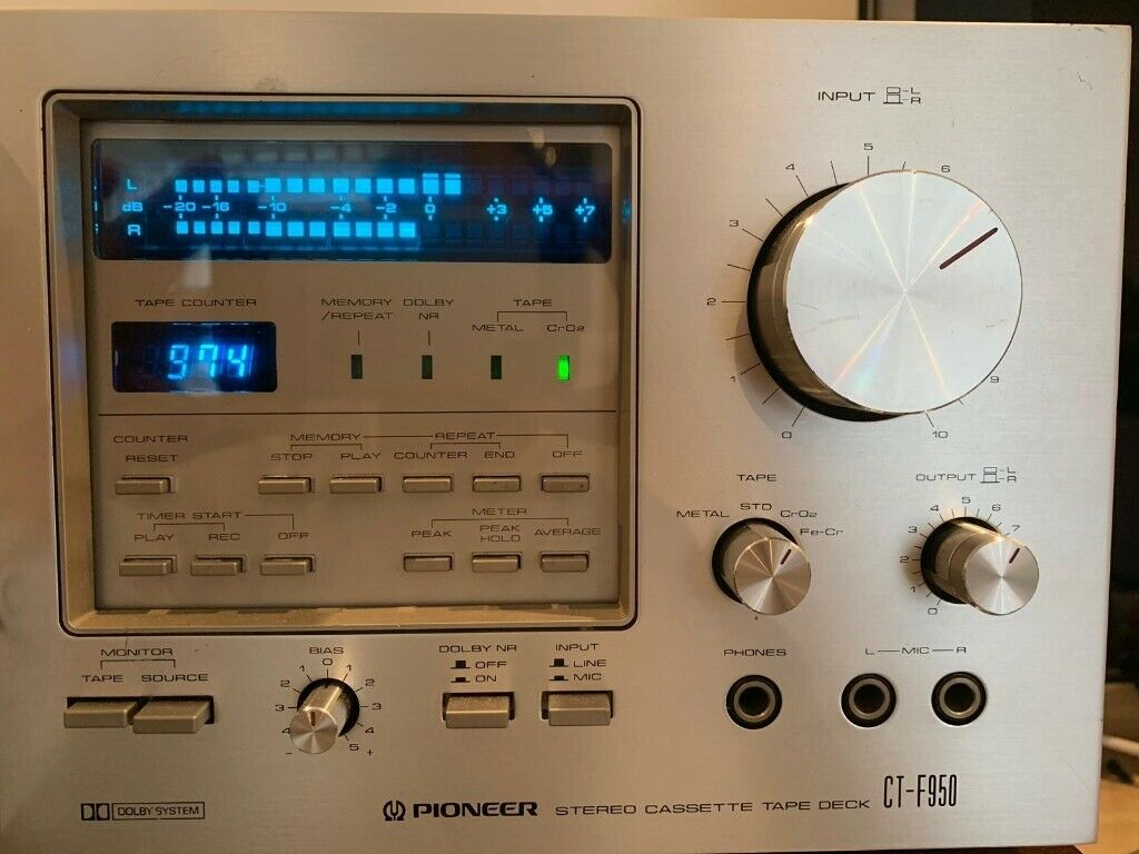 Pioneer CTF 950 Cassette Tape Deck | in Heathrow, London | Gumtree