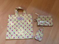 Cath Kidston mini bag and accessories