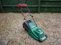 Qualcast turbo 30 rotary lawnmower £25