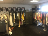 All stock must go, relocation sale, all items £1 - £5, clothes bags footwear tops
