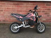 50cc mini dirt bike and mini moto quad bike