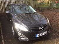 2010 60 REG MAZDA 6 2.2 D 180 SPORT DIESEL MANUAL 133K WITH SERVICE HISTORY 2 OWNERS EXE CONDITION