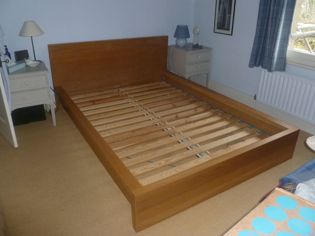 ikea sultan lade bed frame my marketing journey. Black Bedroom Furniture Sets. Home Design Ideas