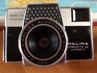 Halina Simplette camera body