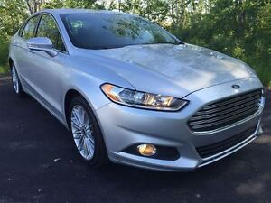2016 Ford Fusion SE All Wheel Drive Navigation Moonroof Leather 