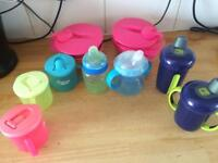 Weaning cups & bowls