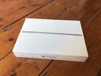 Brand new Apple iPad Air Wi-Fi 16GB Space Grey