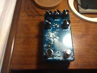 Walrus Audio Fathom reverb guitar pedal