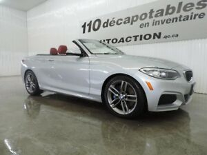 2015 BMW 2 Series 228i xDrive DÉCAPOTABLE M-PACKAGE NAVIGATION