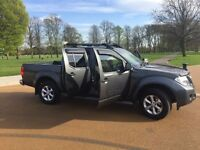 2015 NISSAN NAVARA 2.5 DCI VISIA. ONE OWNER WITH 13000 MILES ONLY. NO VAT. NO VAT.