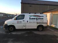 13de2b6c3795e4 Vans for Sale - Gumtree