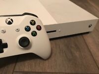 Xbox One S (white, 500gb)