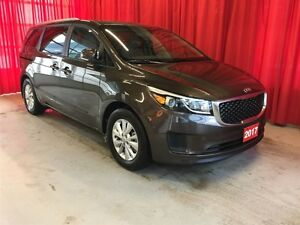 2017 Kia Sedona LX - One Owner