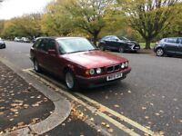 BMW 520i Touring E34 For Sale (1994) Low millage, Great condition